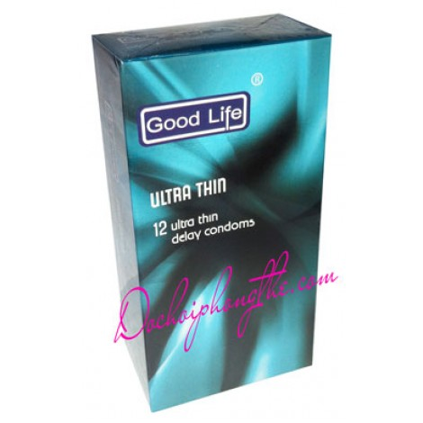Bao cao su Good Life Ultrathin Delay