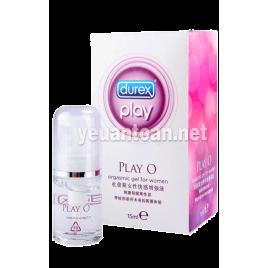 Gel bôi tăng khoái cảm tình dục nữ Durex Play O - (GEL33)