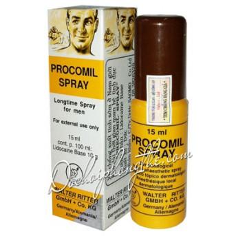 Thuốc xịt chống xuất tinh sớm Procomil Spray - (XCT1)