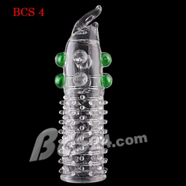 Bao cao su don zen đầu rồng 3 in 1 - (BCS 4)