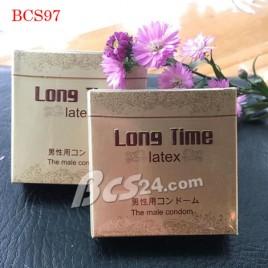 Bao cao su Long Time - (BCS97)