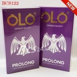 Bao cao su OLO Prolong kéo dài thời gian quan hệ - (BCS122)