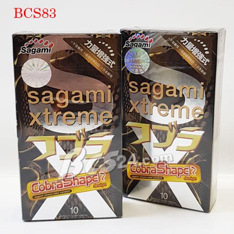 Bao cao su Sagami Extreme Cobra