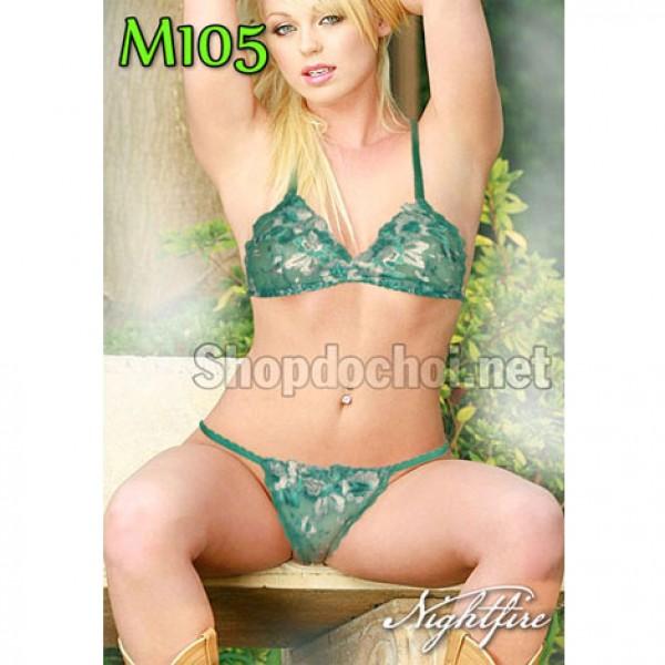 Bộ đồ lót nữ gợi cảm M105