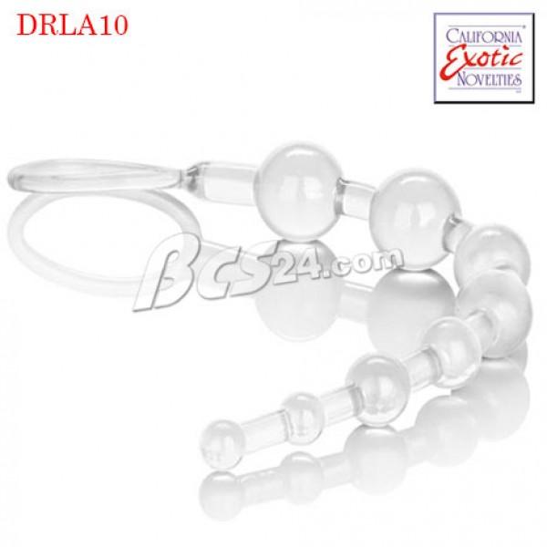 Chuỗi ngọc kích thích hậu môn Anal 101 Intro Beads - (DRLA10)