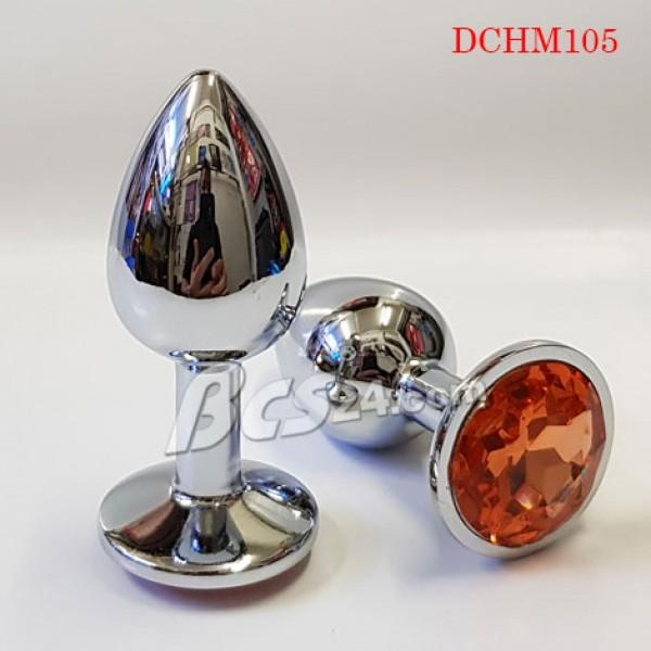 Đồ chơi kích thích hậu môn inox nhỏ xinh - (DCHM105)