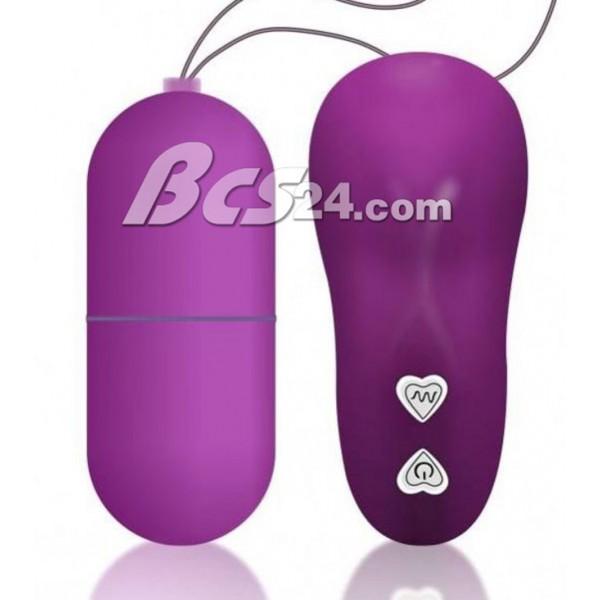 Trứng rung tình yêu Wireless điểu khiển từ xa - (TR0018)