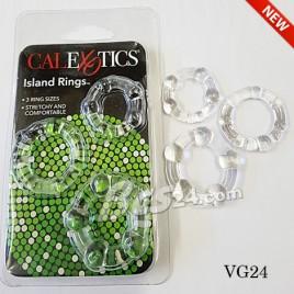 Vòng găng đeo dương vật  Island Rings - (VG24)