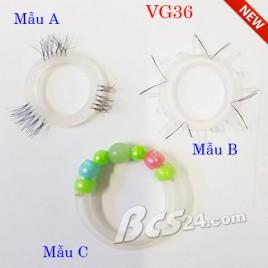 Vòng cock ring đeo dương vật râu bi lông tăng sướng cho chị em cực đỉnh - (VG36)