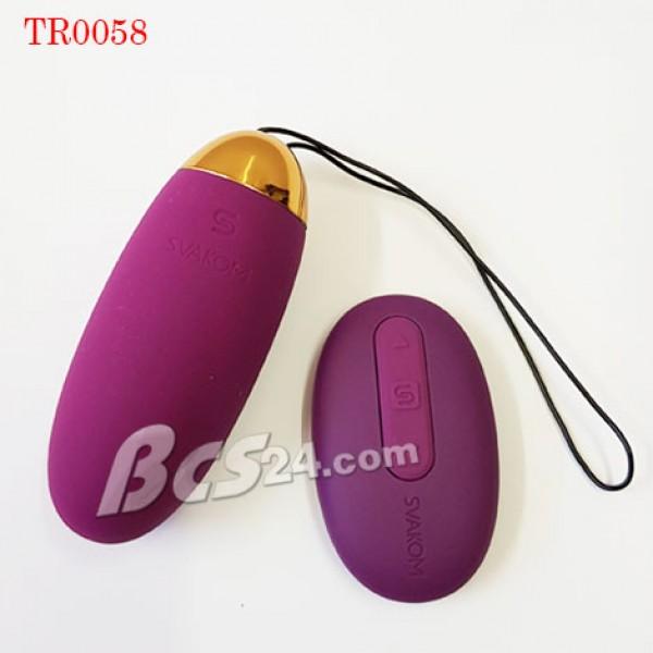 2.Trứng rung tình yêu không dây điều khiển xa Svakom Elva (Mỹ) - (TR0058)