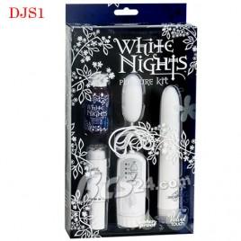 Bộ đồ chơi tình dục Doc Johnson White Night - (DJS1)