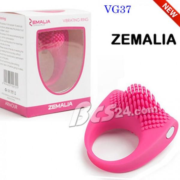 2. Vòng rung tình yêu Zemalia Amour kích thích đôi bạn thăng hoa - (VG37)