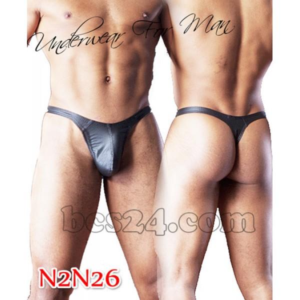 Quần lót nam lọt khe da chin N2N26