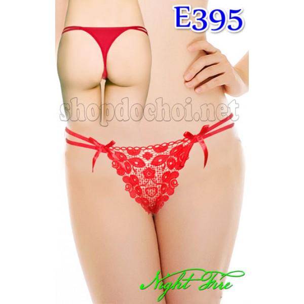 Quần lót lọt khe nữ E395