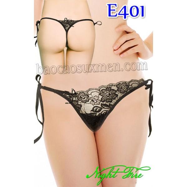Quần lót nữ ren gợi cảm E401