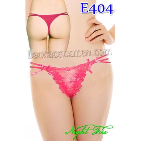 Quần lót lọt khe nữ E404