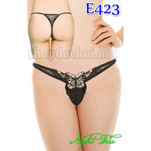 Quần lót lọt khe nữ E423