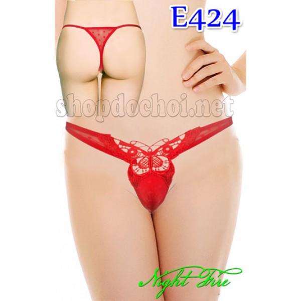 Quần lót lọt khe nữ E424