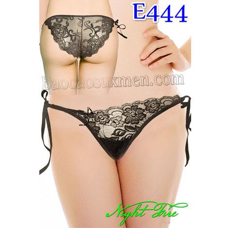 11. Quần lót nữ ren gợi cảm E444