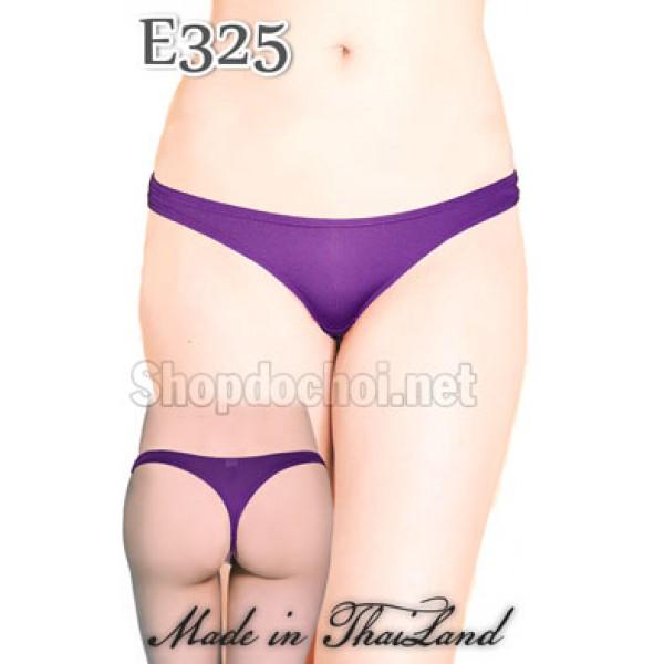 Quần lót lọt khe nữ E325