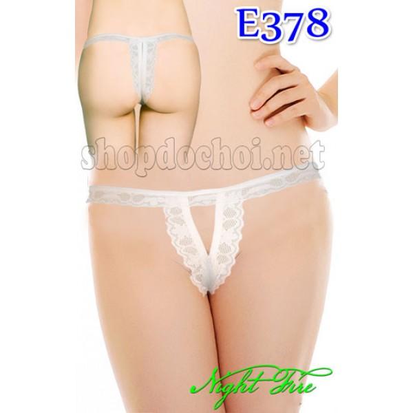 Quần lót lọt khe nữ E378
