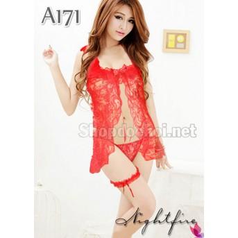 Váy ngủ gợi cảm A171