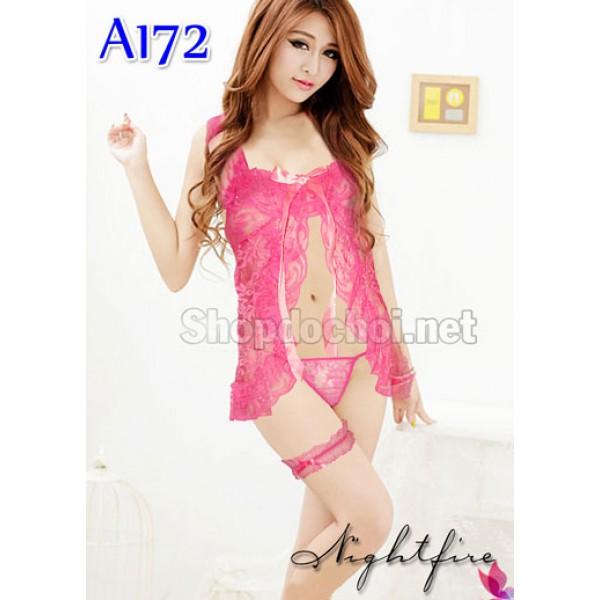 Váy ngủ gợi cảm A172