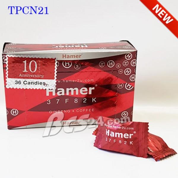 Kẹo sâm Hamer. Vũ khí cho chàng mạnh mẽ trên giường - (TPCN21)