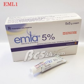 Emla 5% thuốc bôi chống xuất tinh sớm ở nam giới - (EML1)
