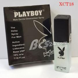Thuốc xịt Playboy chống xuất tinh sớm - Mỹ  - (XCT18)