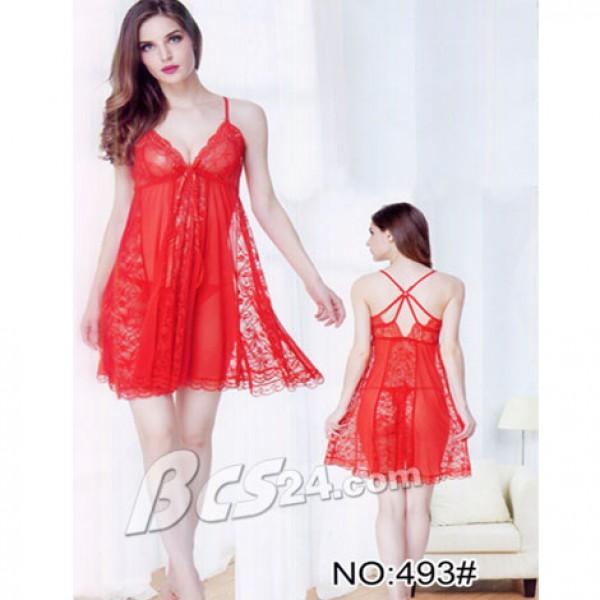 1/ Váy ngủ gợi cảm No493#