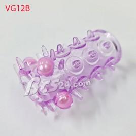 1.Vòng đôn dên khúc giữa gai râu bi - (VG12B)