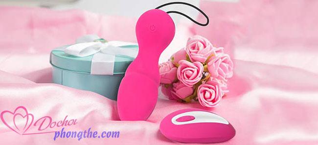 đồ chơi tình yêu Trứng rung không dây cao cấp Zemalia KAY